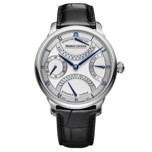 Maurice Lacroix Masterpiece Double Retrograde MP6578-SS001-131