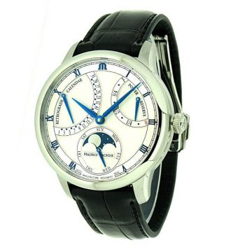Maurice Lacroix Masterpiece Moon Retrograde MP6588-SS001-131-1