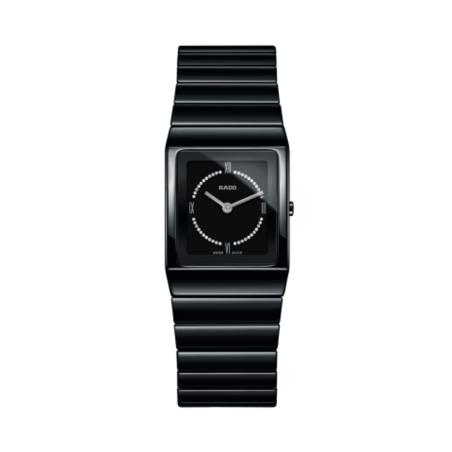 Rado Ceramica Black Diamonds R21702732