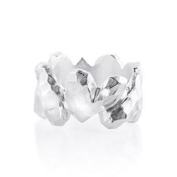 Drachenfels Heartbreaker Ring klein DHE11/AG