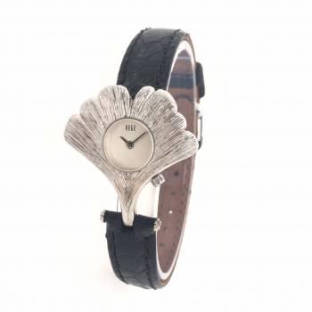 Ginkgo Uhr Sterlingsilber 925 Nr. OE1730