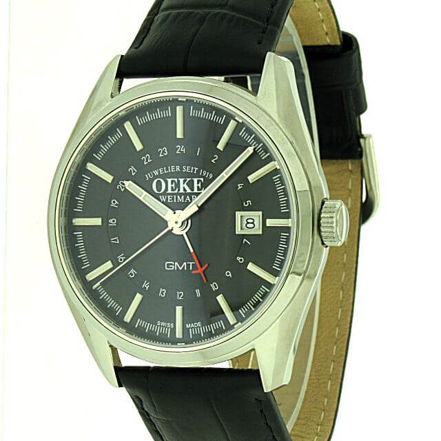 Oeke GMT Quarz 1715471537N