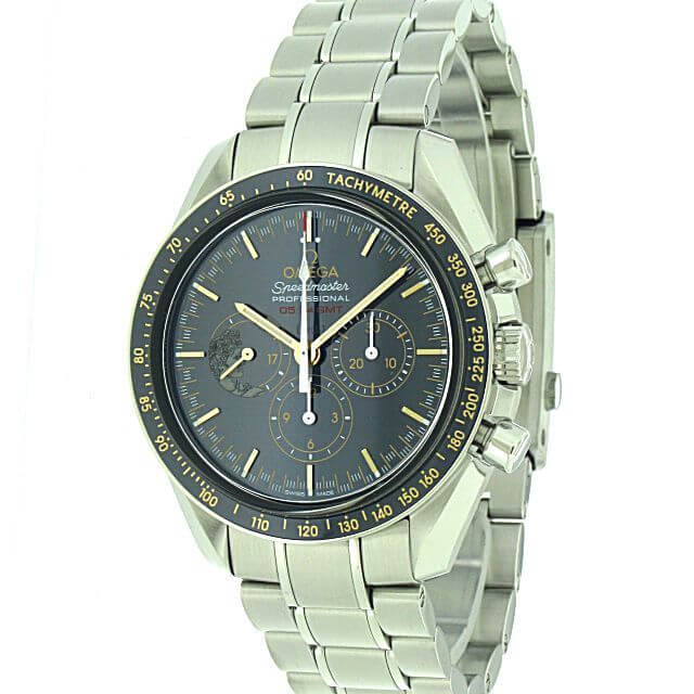 Omega Speedmaster Moonwatch Apollo XVII 311.30.42.30.03.001