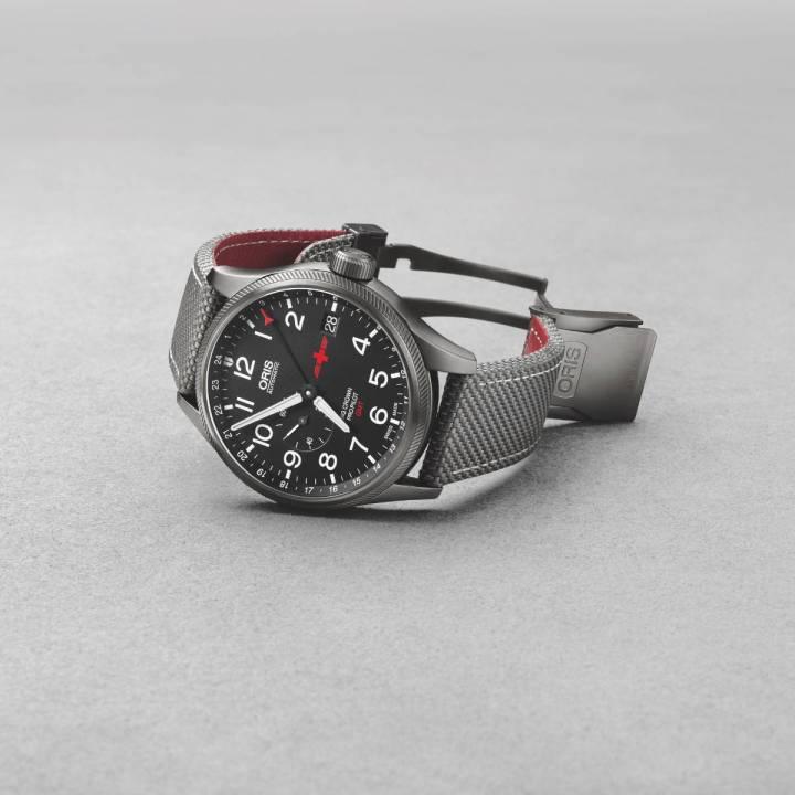 Oris GMT REGA Limited Edition (01 748 7710 4284) Herrenuhr