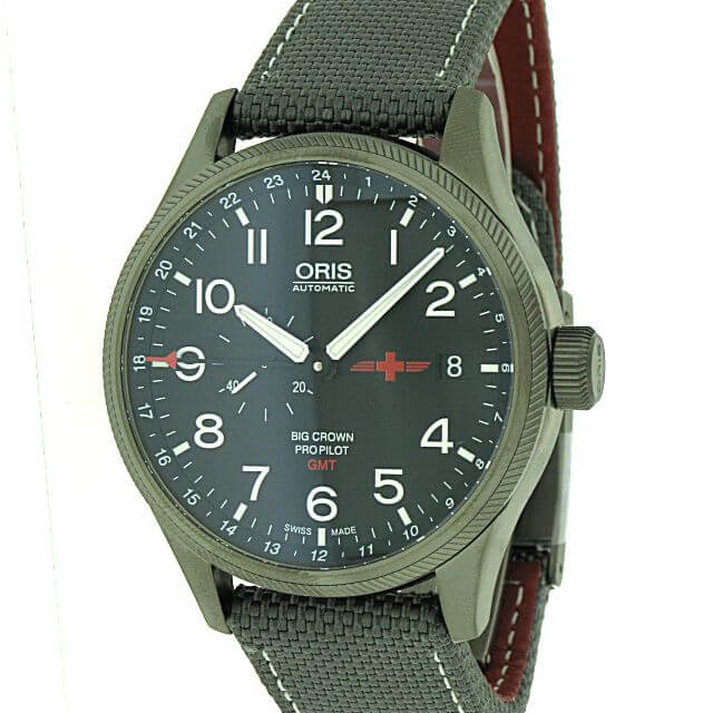 Oris GMT REGA Limited Edition 01 748 7710 4284