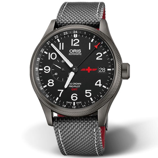 Oris GMT REGA Limited Edition 01 748 7710 4284