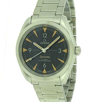 Omega Seamaster Railmaster Co-Axial Master Chronometer 40mm 220.10.40.20.01.001