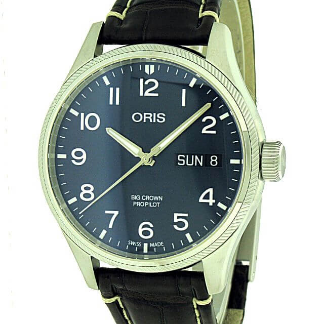 Oris Big Crown Propilot Day Date 01 752 7698 4065