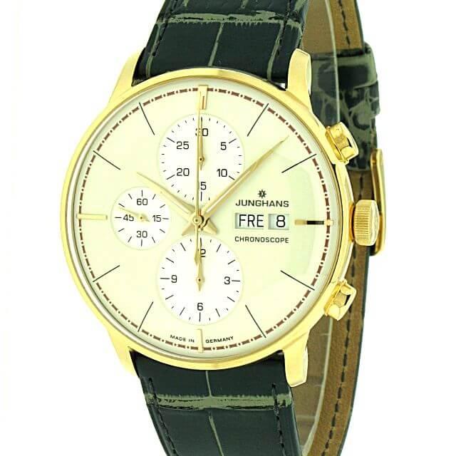 Junghans Meister Chronoscope Terrassenbau 027/9700.00
