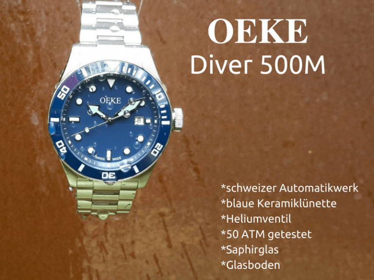 OEKE Diver 500M