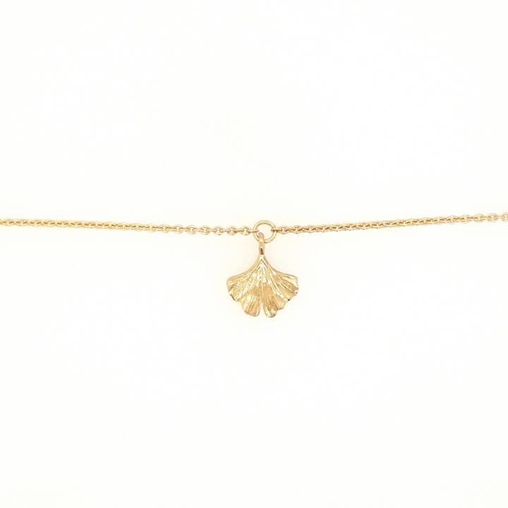Ginkgo Armband Gold 585 Nr. OE3631