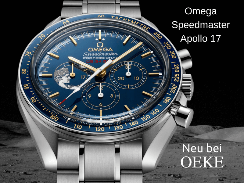 Omega Speedmaster Apollo 17