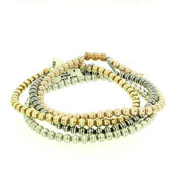 Armbänder Silber mehrfarbig OE373867