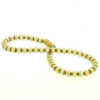 Armband Silber gelbvergoldet OE373867g