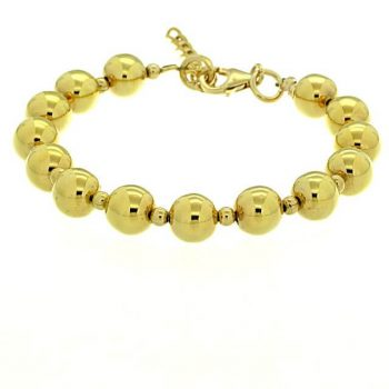 Armband Silber rosévergoldet 07.211.45