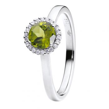 Capolavoro Ring Espressivo Peridot RI8P02395