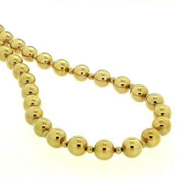 Collier Silber rosévergoldet 09.240.45