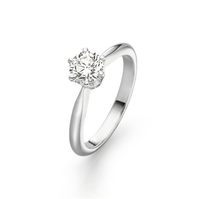 OEKE Ring Solitaire 1,50ct Platin