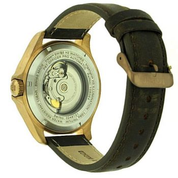 Traser H3 P67 Officer Pro Automatic Bronze Brown 108073
