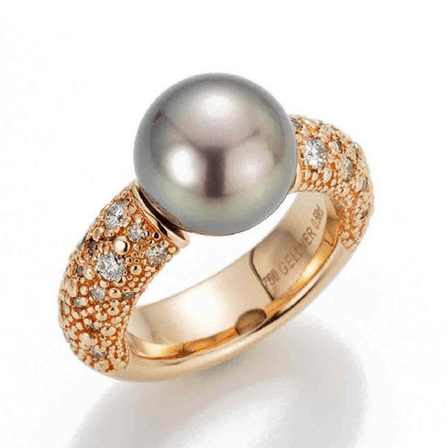 Gellner Ring Zensation Roségold 5-010-20606