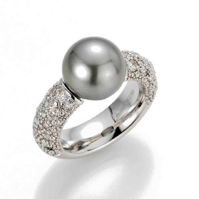 Gellner Ring Zensation Weißgold 5-010-20606