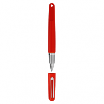 Montblanc Rollerball M Special Edition Red 117599