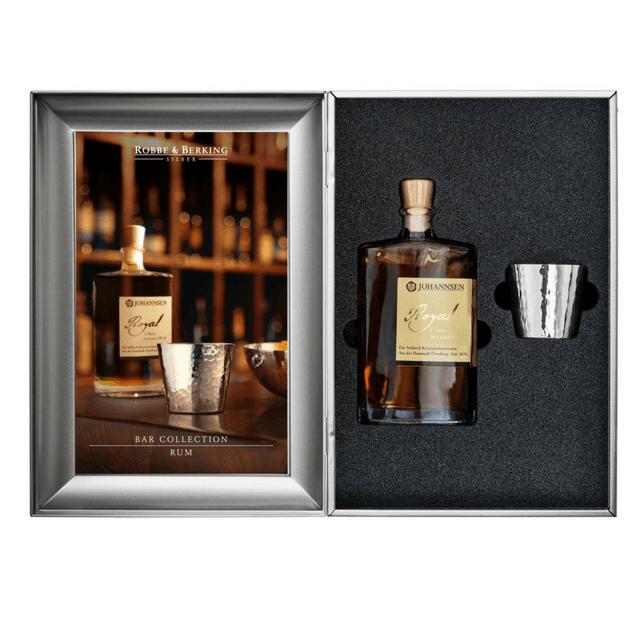 Robbe und Berking Bar Kollektion Geschenk-Set Rum