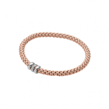 FOPE Armband Solo 621B BBR rosé