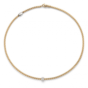 FOPE Collier EKA Tiny 730C PAVE