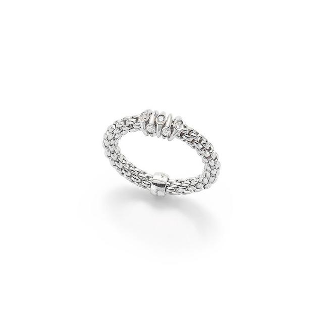 FOPE Ring Prima AN746 BBR S weiß