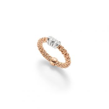 FOPE Ring Prima AN746 BBR rosé