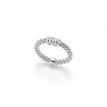 FOPE Ring Prima AN746 BBR weiß
