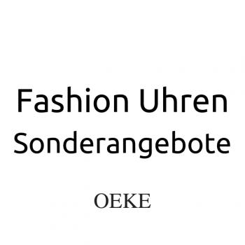 Fashion Uhren Sonderangebote