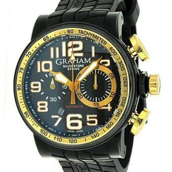 Graham Silverstone - Uhr aus Privatbesitz