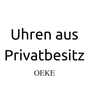 Uhren aus Privatbesitz