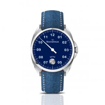 Meistersinger Metris blau ME908