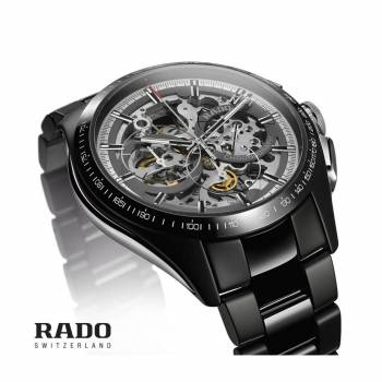 Rado Hyperchrome Skeleton Automatic Chrono (R32249152) Herrenuhr
