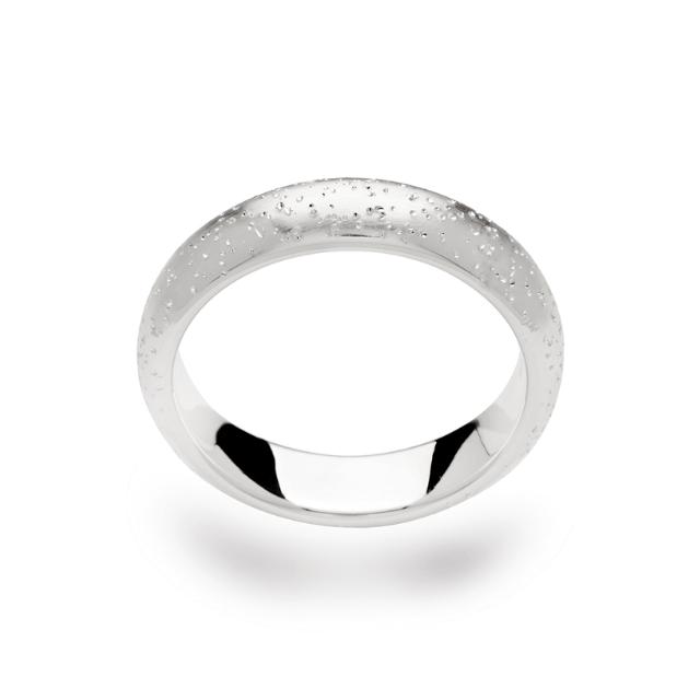 Bastian Ring Silber diamantiert 10858