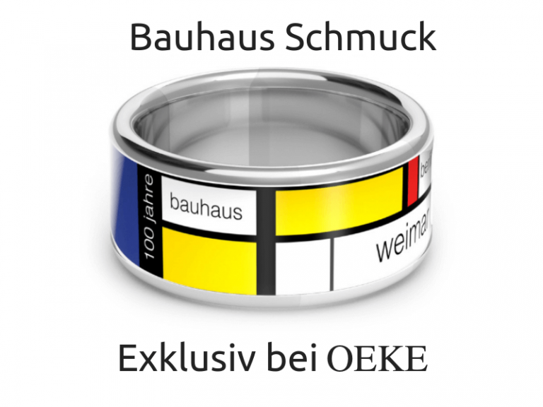 Bauhaus Schmuck