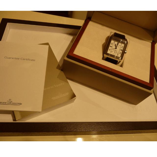 Jaeger-LeCoultre Reverso- Uhr aus Privatbesitz