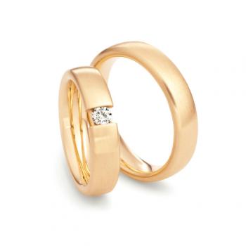 Klassische Trauringe kaufen bei Juwelier OEKE
