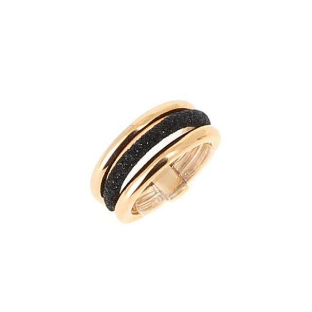 Pesavento Ring Polvere di Sogni aus Silber mit 18kt Roségold