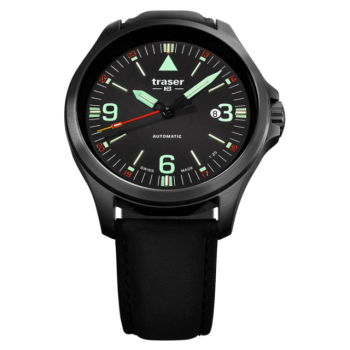Traser H3 P67 Officer Automatic Black 108075