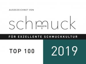 Schmuck Magazin - Juwelier Oeke unter den TOP 100 im Jahr 2019