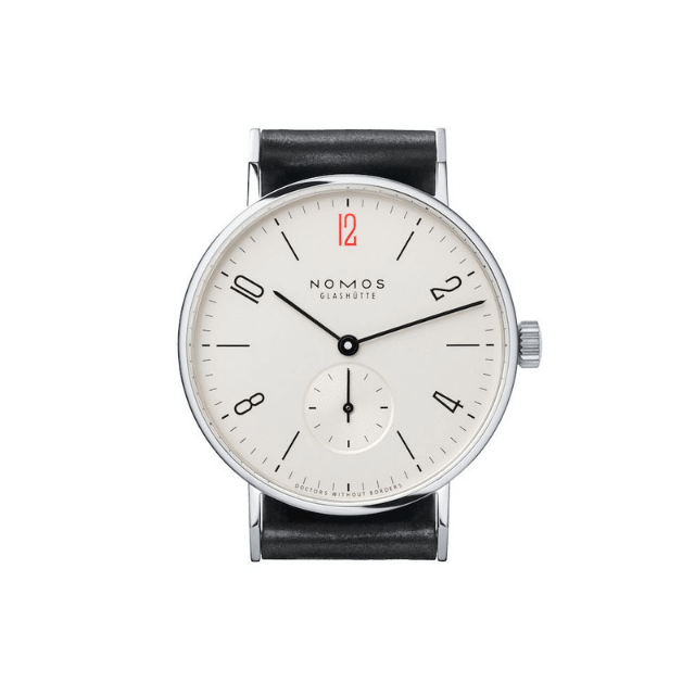 Nomos Tangente Doctors without Borders 139.S8