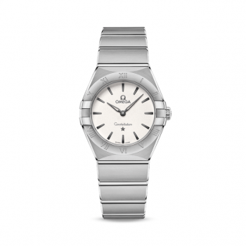 Omega Constellation Manhattan 28 mm Quarz 131.10.28.60.02.001