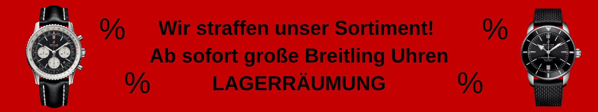 Breitling Uhren Angebot