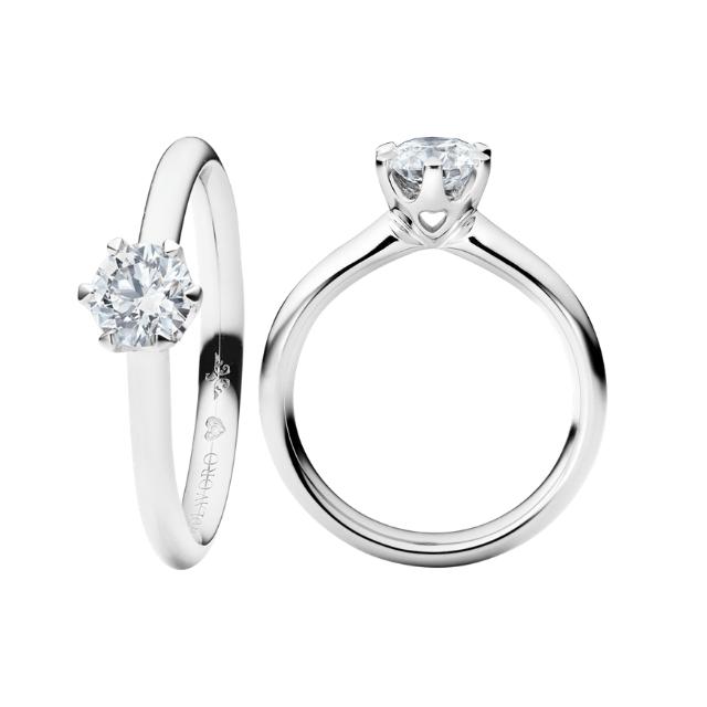 Capolavoro Ring Diamante in Amore 0,33ct