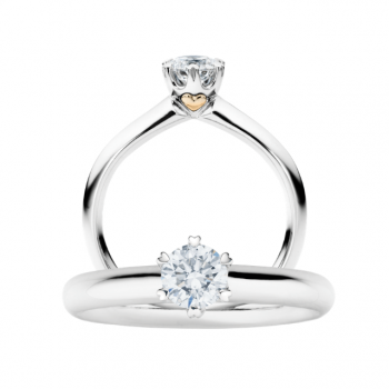 Capolavoro Ring True Love 0,33ct