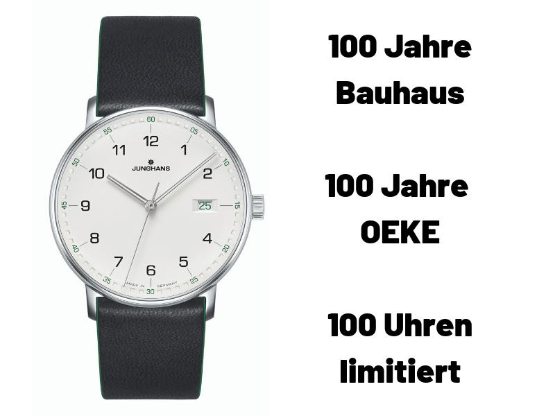 100 Jahre Bauhaus 100 Jahre OEKE